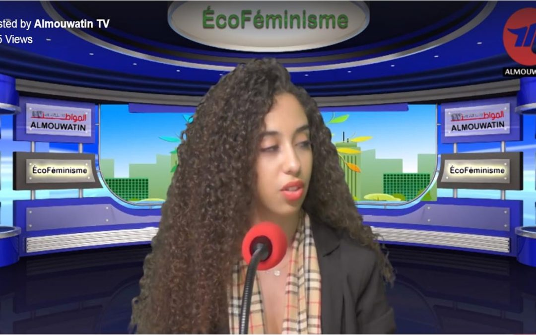 Our Founder Sana Afouaiz in her recent interview about Womenpreneur at EcoFéminsime TV Show