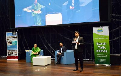 One Young World nominates Neeshad Shafi's initiative to be part of One Young World Ambassador Impact Report