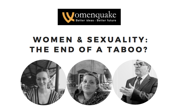 WOMEN & SEXUALITY: THE END OF A TABOO?