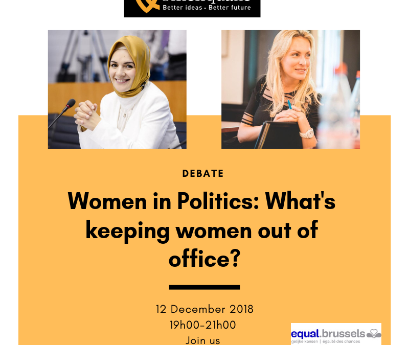 Women in Politics: What's keeping women out of office?