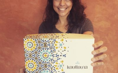 Inspiration of the month: Marielle Khayat
