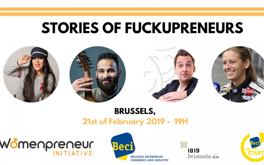 Stories of Fuckupreneurs